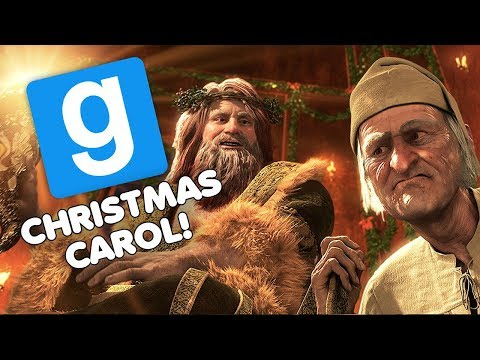 Gmod Movie - A Christmas Carol