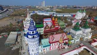 видео Измайловский кремль