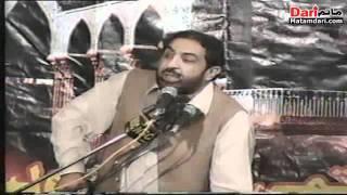 Allama Ghazanfar Abbas Tonsvi, Topic: Imam-e-Zamana (Hazrat Mehdi a.s), Majlis 01.avi