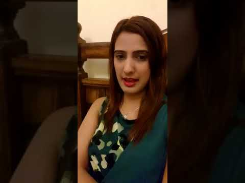 Kanwal fb Live By Saim Khan