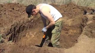 Коп по войне  Тыл мотопехоты  Сталинградский котёл