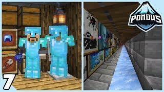Længe ventet! / Dansk Minecraft / Pondus++ #7