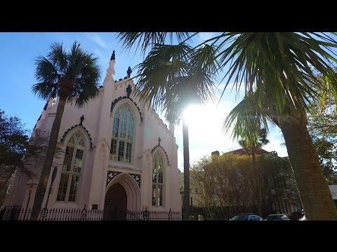 Vacation Week in Charleston, South Carolina 4K