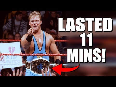 5 Wrestlers Who Lost Their WWE Intercontinental Championship Title Immediately After Winning It!