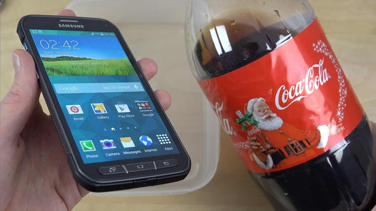 Test: Samsung Galaxy S5 Active