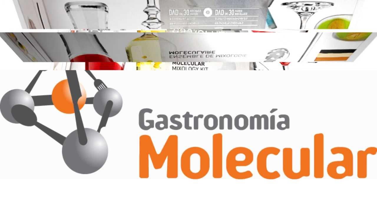 Gastronomia molecular youtube for Que es la comida molecular