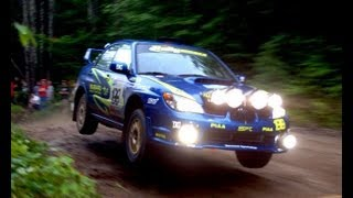 Rally Crashes and Rally Drifts HD