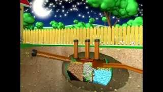Видео: Септик для загородного дома Flotenk(Септик Флотенк (http://www.flotenk.ru/products/ochistka-stokov/septik/) позволяет пользоваться всеми сантехническими удобствами..., 2012-07-30T13:25:23.000Z)