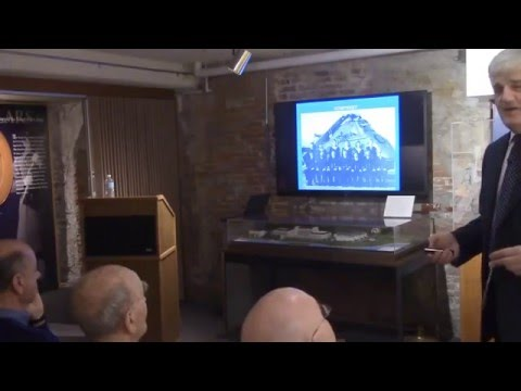 8 Bells Lecture  Rear Adm Chris Parry: Falklands War and the Importance of Naval Corporate Memory