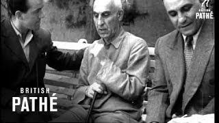 Mossadeq Meets The Press (1951)