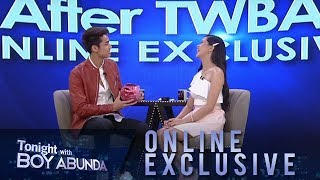 TWBA Online Exclusive: Donny and Kisses take on
