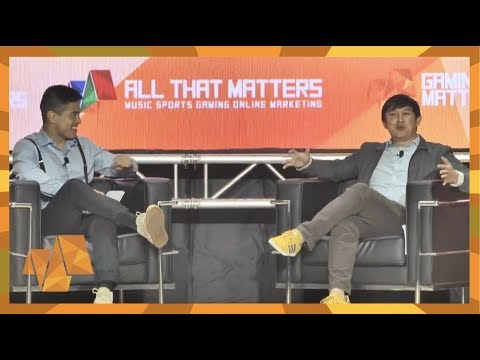Kevin Lin, COO, Twitch at All That Matters 2017
