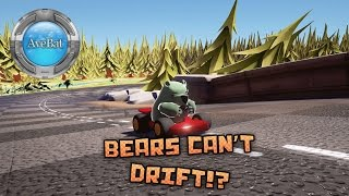 Casually Slacking with Bears Can't Drift!? Early Access Gameplay 60fps