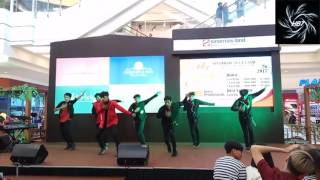 170226 hb7 hard boys 7 dance cover monsta x sbs performanceno exitstuck at aeon mall bsd