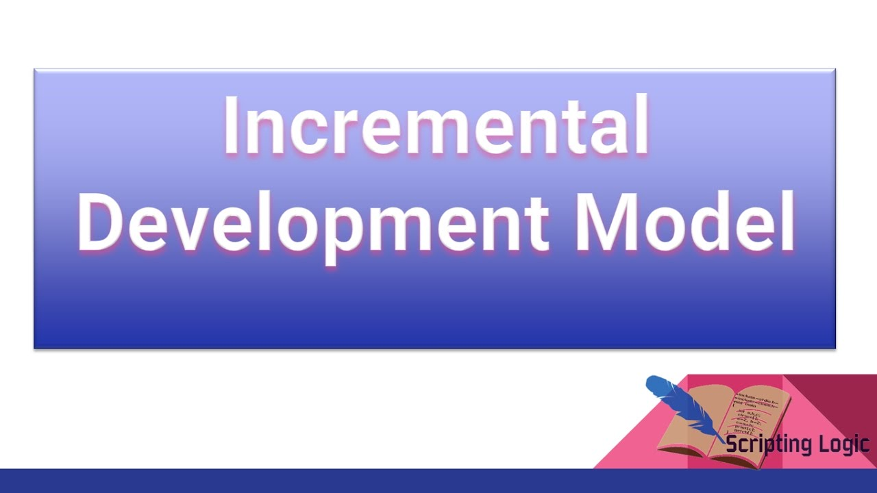 incremental development Incremental development helps structure text and surrounding business processes with emphasis on simplicity and skill-transfer charlie halpern-hamu charlie has a phd in computer science from the university of toronto and an mba from heriot-watt university.