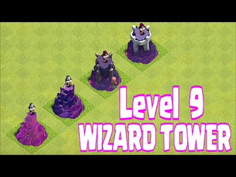 Clash Of Clans - NEW WIZARD TOWER!! & NEW STORAGE LVL 12 ( Laboratory New lvl also!!)