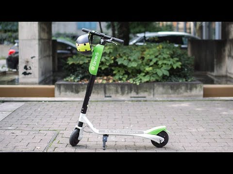 Electric Scooters Roll Into Canada