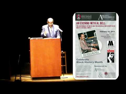 Al Bell: Senator J. William Fulbright, Sam Walton, WalMart, Diversity Programs, 2012 U Ark. Part 2