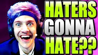 Why Is Ninja Still Getting Hate? (Fortnite Drama)