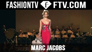 Marc Jacobs Spring/Summer 2016 Runway Show | New York Fashion Week NYFW | FTV.com