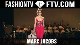 Marc Jacobs Spring/Summer 2016 Runway Show | New York Fashion Week NYFW | FTV.com