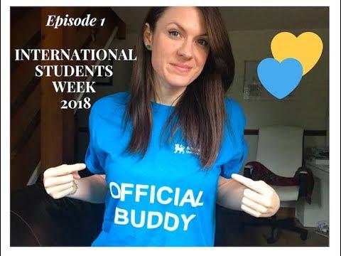 International Activities Week – Part 1