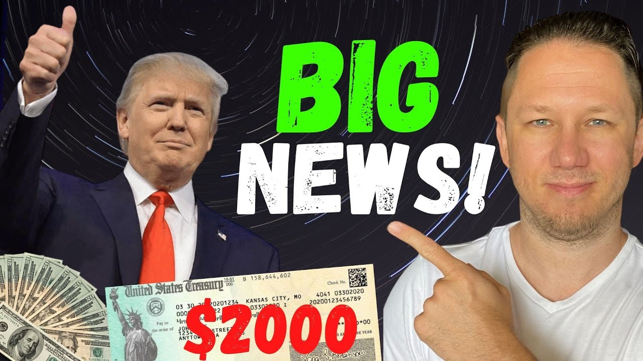 JUST IN: $2000 Third Stimulus Check Update + $2400 SS SSDI + $15 min wage + Student Loan Forgiveness