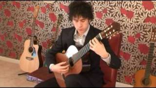 Concierto de Aranjuez 2nd Movement - Jesse Liang Music (Classical Guitar)