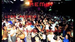 DJ Fonsi-Crazy live REMIX (Loca people vs Round N Round)