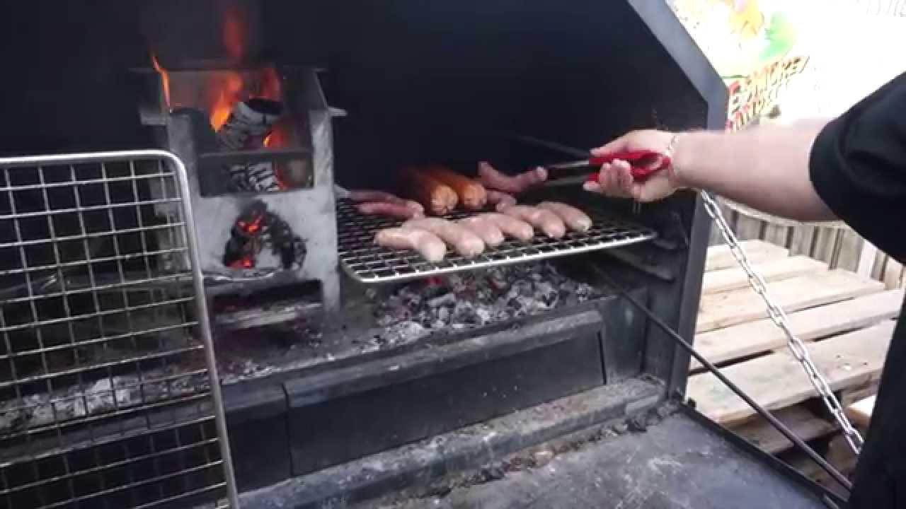 Zelf Barbecue Maken : Workshop worst maken bij rookoven youtube