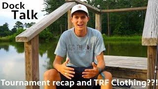 Dock Talk: College BASS, TRF Clothing, and iCast! | TylersReelFishing
