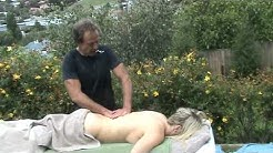 Hobart PT Russell Evans   Back Massage   A Better Body Sooner