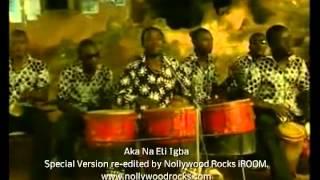 Aka na eti igba:re-arranged by Nollywood Rocks in the iRoom