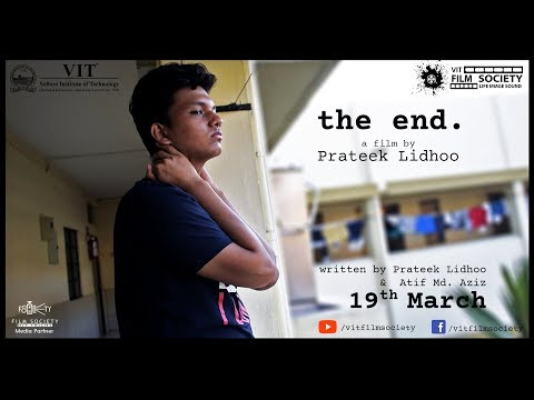 the end. - VIT FILM Society
