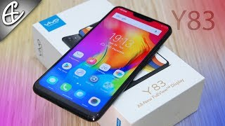 Vivo Y83 - Unboxing & Hands On Review - Notch Display under 15k Budget!