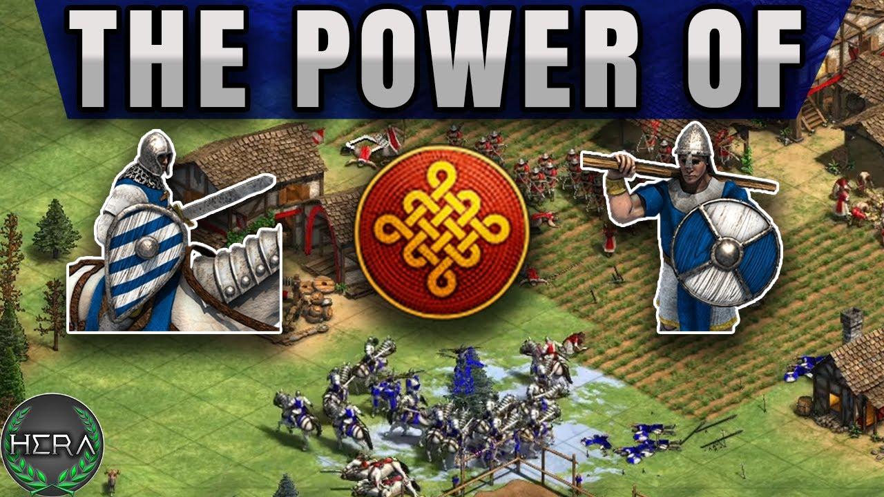 The Powerful Knight+Skirm Combo | 1v1 vs Yo