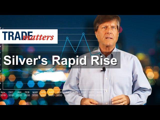 Silver's rapid rise predates Reddit's interest - TradeMatters