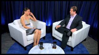 """Show People with Paul Wontorek Interview: Sutton Foster on the Tony Awards and """"Anything Goes"""""""