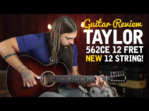 NEW Taylor 562ce 12 String 2016 ★ Guitar Review
