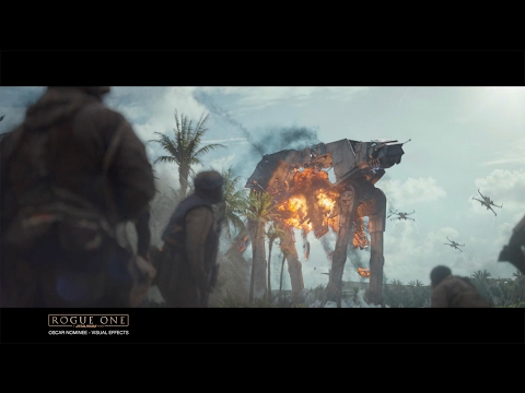 Rogue One's visual effects studio shows how it blows up planets