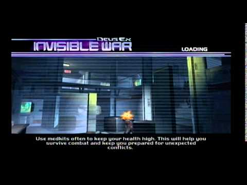 Playable Deus Ex Invisible War- Part 2  