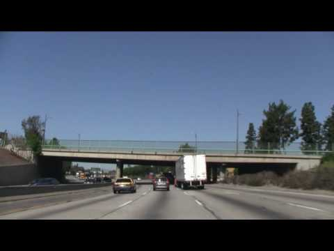 I-5 North (CA), San Fernando Valley, CA 110 To CA 14