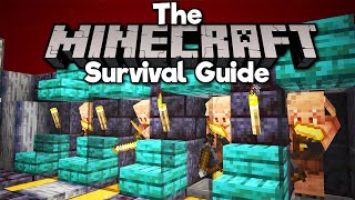 All About Piglins & Auto Bartering! ▫ The Minecraft Survival Guide (Tutorial Lets Play) [Part 309]