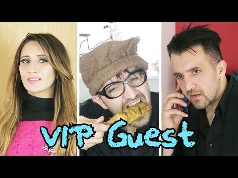 VIP Guest | OZZY RAJA