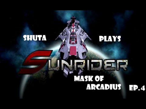 Shuta plays Sunrider: Mask of Arcadius Ep.4 Am I Killing Innocents?
