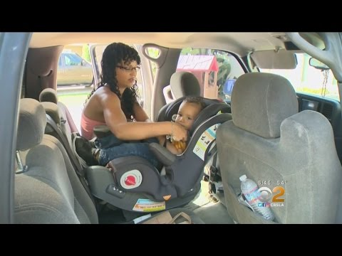 New Law Requires Children To Stay Rear-Facing In Car Seat Until At Least Age 2