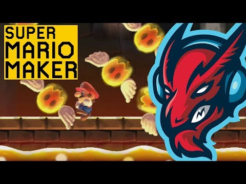 Straight Into the Good Stuff // Mario Maker Souper Expert No Skips (Trying Ultra Low Latency Again)