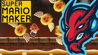 Mario Maker (LIVE STREAM)