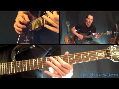 Wherever I May Roam Guitar Lesson - Metallica - Famous Riffs