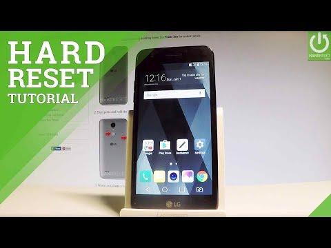 Hard Reset LG K4 (2017) M160E - HardReset info
